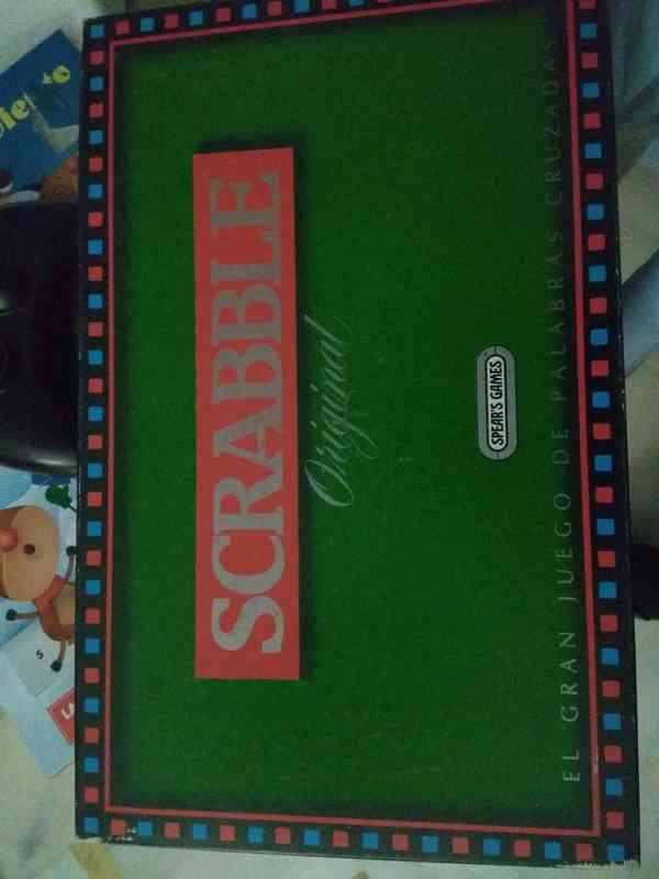Gift Juego De Mesa Scrabble Seville Andalusia Spain Nolotiro Org
