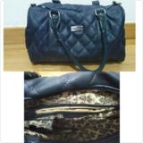 Regalo bolso azul oscuro
