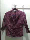 Regalo camisa morada talla 38