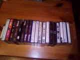 Cintas cassette vírgenes y grabadas