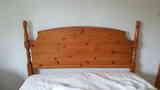 Cabecero de cama de 135
