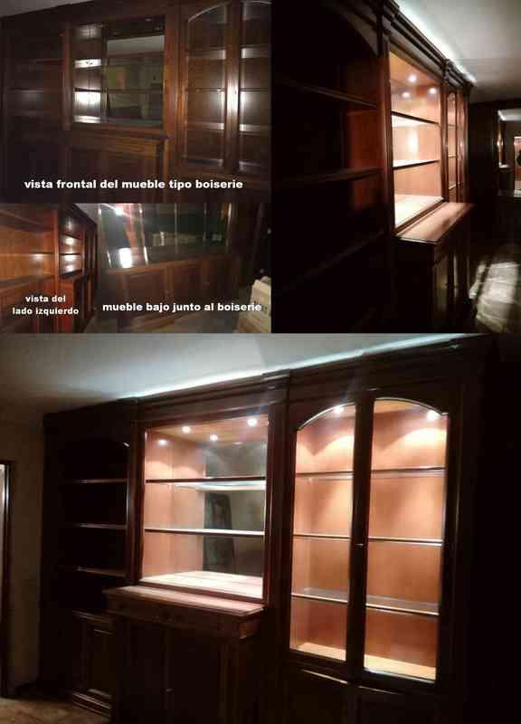 Regalo regalo espectacular mueble en madera madrid - Regalo muebles en madrid ...