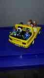 Coche con Playmobil
