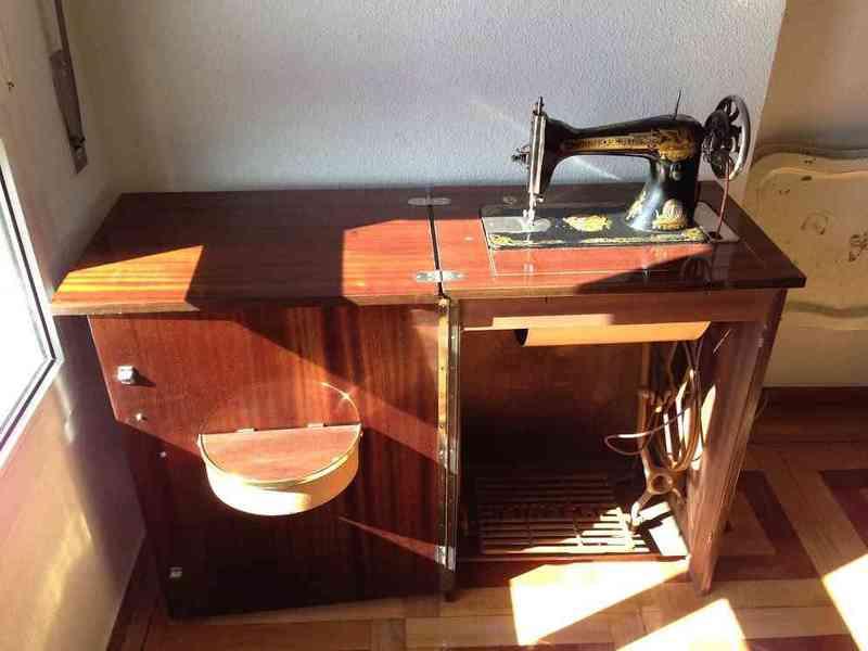 Regalo armario de costura sin maquina a recoger en for Muebles bravo murillo