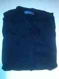 Camisa negra talla 44