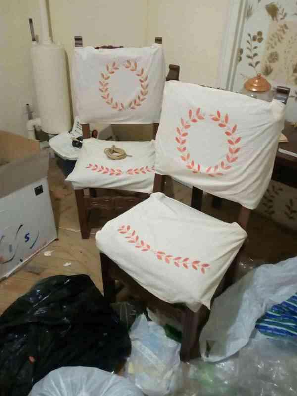 Regalo regalo 4 sillas y 2 sillones madrid madrid - Regalo muebles en madrid ...