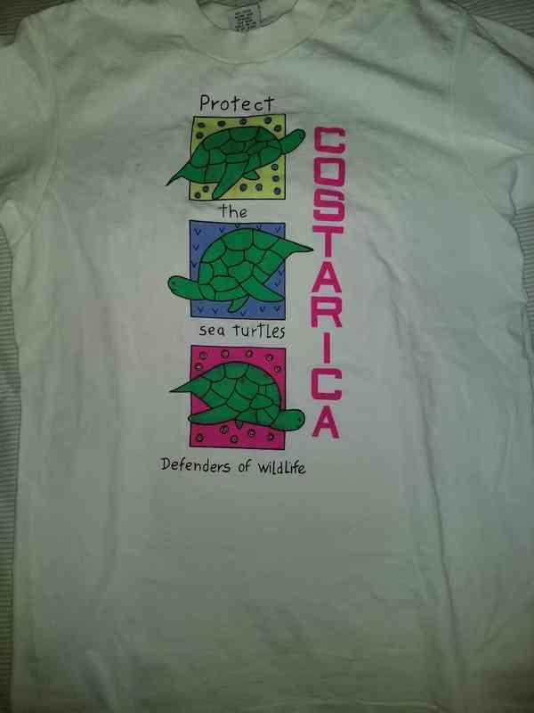 gift - Camiseta blanca Costa Rica - Madrid dd0fd38ec121d