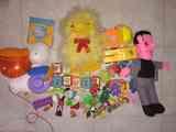 Lote juguetes varios