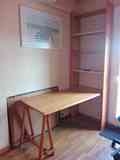 Mesa y/o estantería