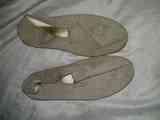 Zapatillas como de esparto n.42