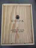 Caja de madera 27.5x36x10.5 cms