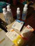 Biberones y bolsas para leche materna