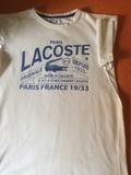 Camiseta chico Lacoste