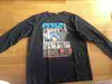Camiseta manga larga. Hombre xxl 3