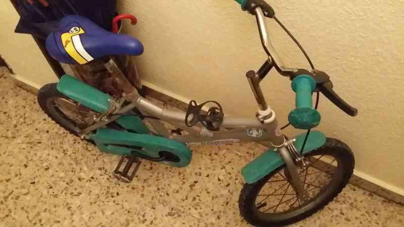 bicicleta para niños entre 4 y 6 años