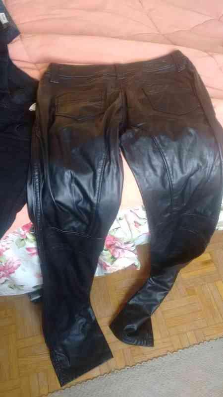 4 pantalones talla 38