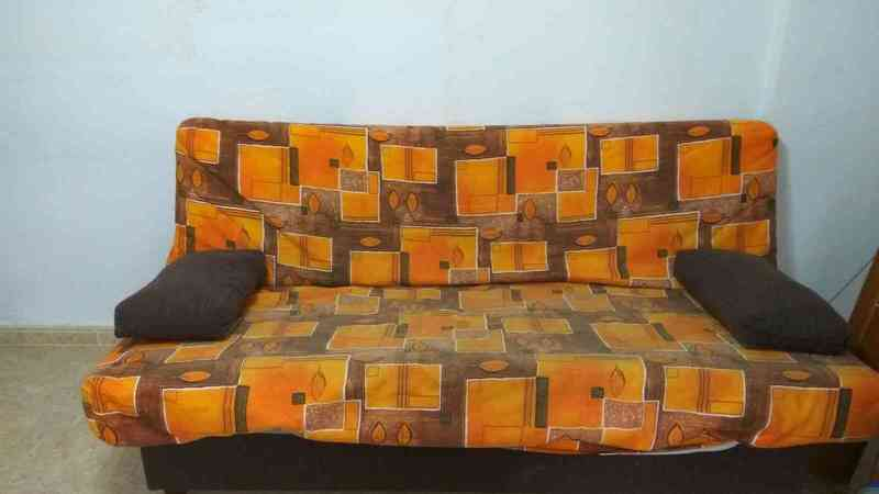 Sofá cama en Benalmádena