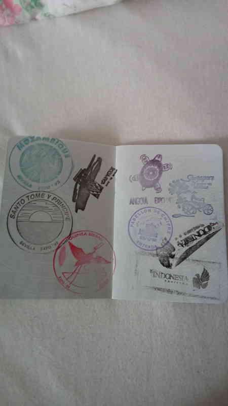 Pasaporte Expo'92