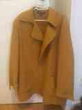 Regalo abrigo de lana