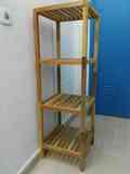 Regalo estantería de madera