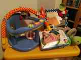 Regalo juguetes de bebé