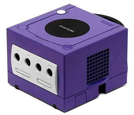 Game Cube rota (que no funcione)