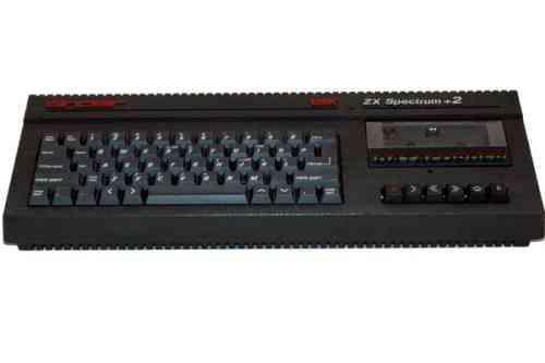 Spectrum +2 roto (que no funcione cassette)