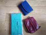 carteras-monederos y funda móvil