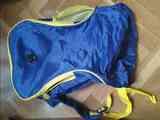 mochila azul (entregado pacovinde)