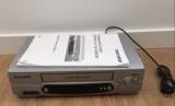 Regalo reproductor vídeo VHS