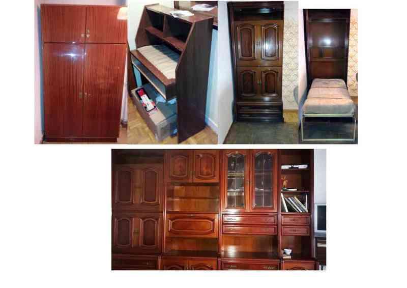 Varios muebles