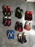Calzado infantil, Adidas, Puma, Converse