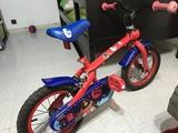 Regalo bicicleta de niño