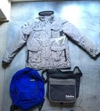 Anorak y mochilas Quicksilver