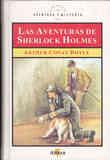 Libro. Las aventuras de Sherlock Holmes (Reservado a Jorge1980)