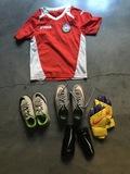 Ropa y calzado Nike para fútbol en hierba
