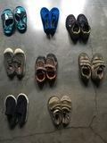 Calzado infantil Geox, Adidas, Benetton