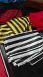 Regalo bolsa con telas varias