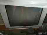 TV de tubo muy grande