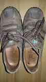 Regalo zapatillas de piel talla 30