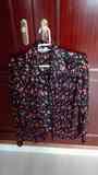 Camisa de flores. Talla XXL