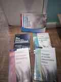 Regalo pack completo de libros de administración de empresa.