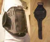 Banda para llevar el móvil en el brazo