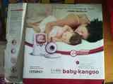 Videocámara de vigilancia para bebé (hay que usar pilas recargables)