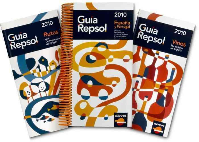 regalo Guia Repsol 2010