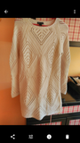 Vestido crochet
