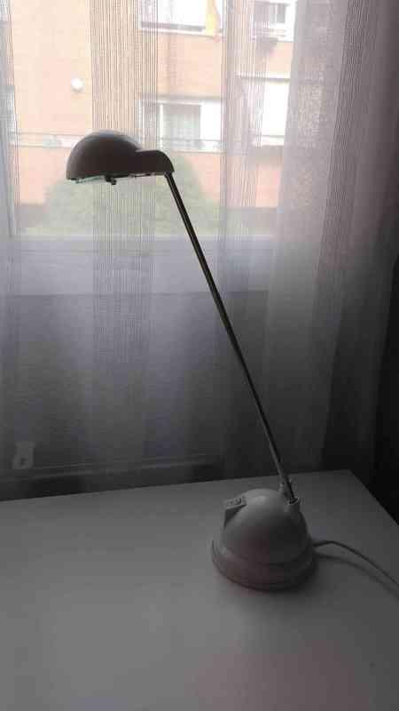 de escritorio extensible Madrid regalo Lámpara kTiuXZOP