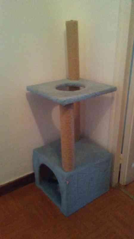 Regalo casa y juguete para gato madrid madrid espa a - Regalo muebles en madrid ...