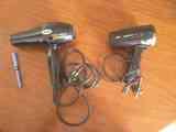 Secador de pelo grande y pequeño