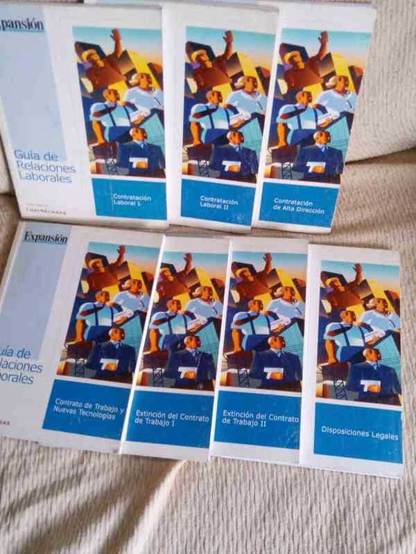 Libros Guía de Relaciones Laborales